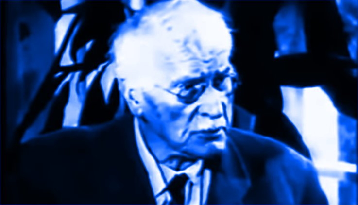 Psychologist Carl Jung: The Intuition Of Introverts And Extroverts